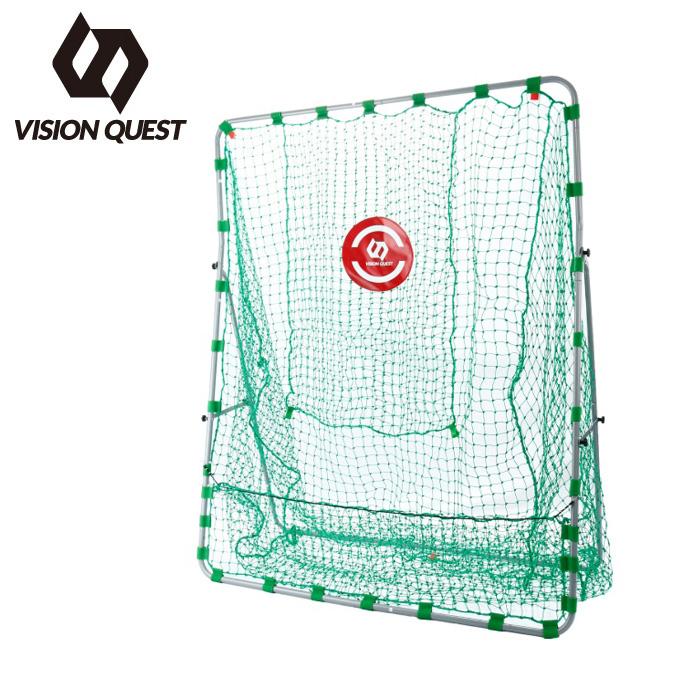 【沖縄県内(離島含)3,300円以上送料無料】ビジョンクエスト VISION QUEST 野球 バッティングゲージ 軟式バッティング練習ネット VQ550411G02