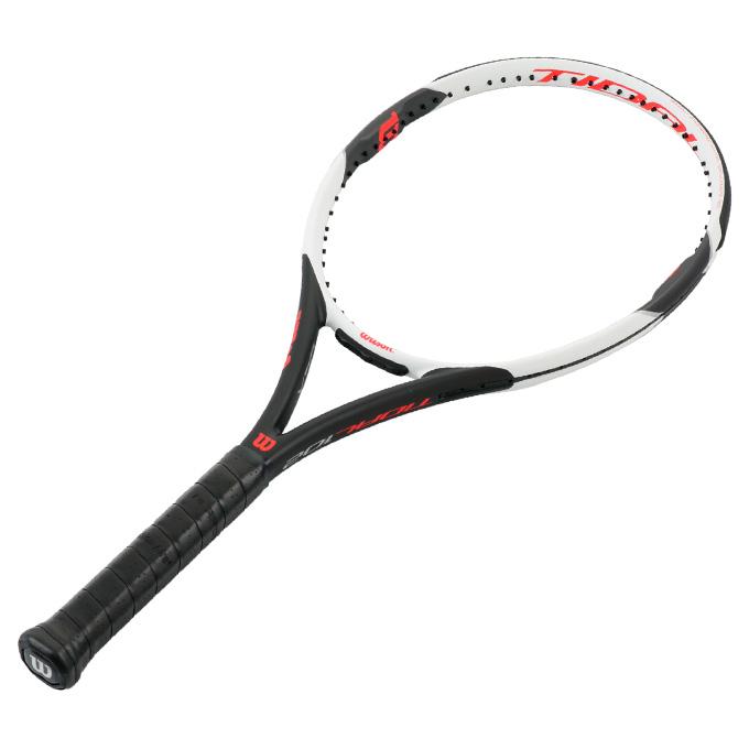 【沖縄県内(離島含)3,240円以上購入で送料無料】ウイルソン Wilson 硬式テニスラケット 未張り上げ タイダル 102 WRT732610