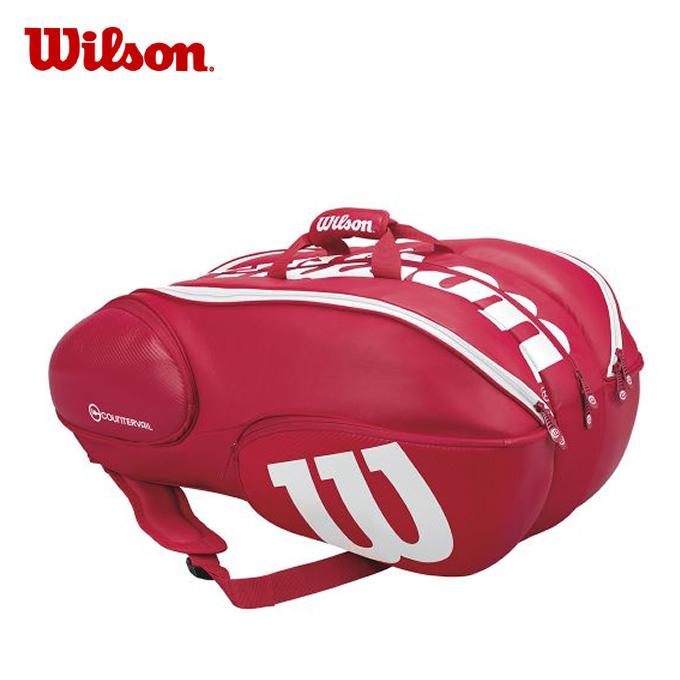 ウイルソン Wilson テニス ラケットバッグ VANCOUVER 15 PACK RDWH Pro Staff WRZ840715