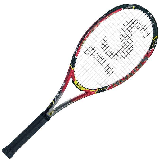 【沖縄県内(離島含)3,240円以上購入で送料無料】スリクソン SRIXON 硬式テニスラケット 未張り上げ レヴォ CX 2.0 SR21703