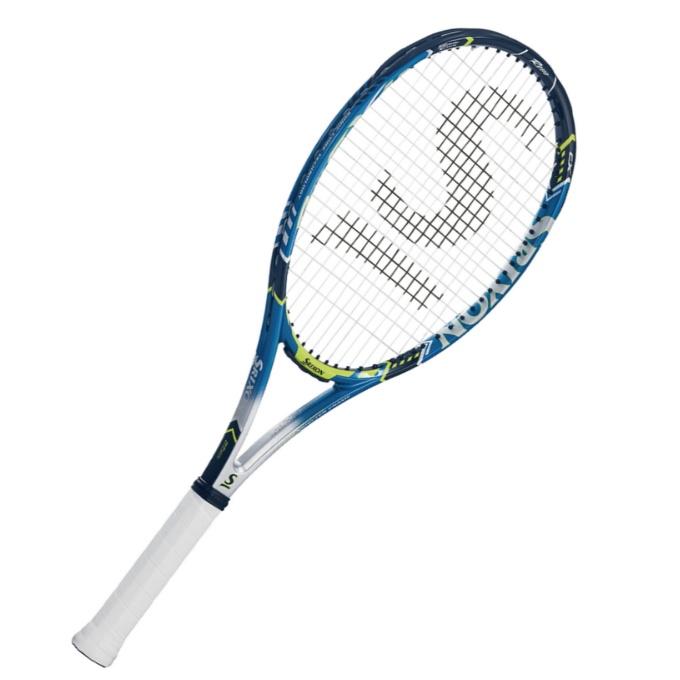 スリクソン SRIXON 硬式テニスラケット 未張り上げ レヴォ CX 4.0 SR21706