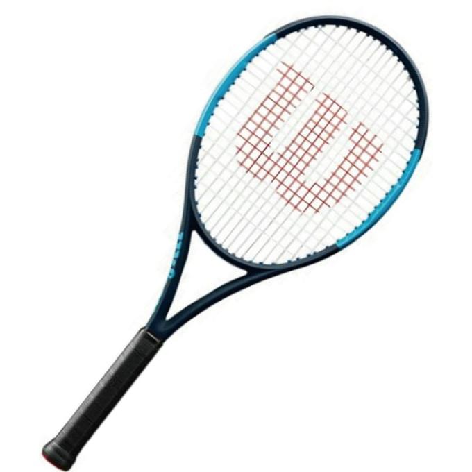 【沖縄県内(離島含)3,240円以上購入で送料無料】ウイルソン Wilson 硬式テニスラケット 未張り上げ ULTRA 100 L WRT73742