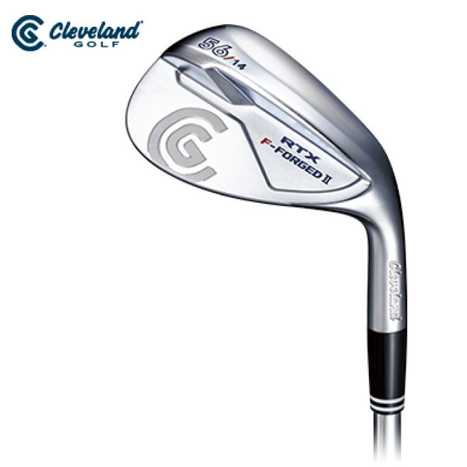 クリーブランド Cleveland ゴルフクラブ ウェッジ メンズ RTX F-FORGED ウエッジ N.S.PRO 950GH スチールシャフト