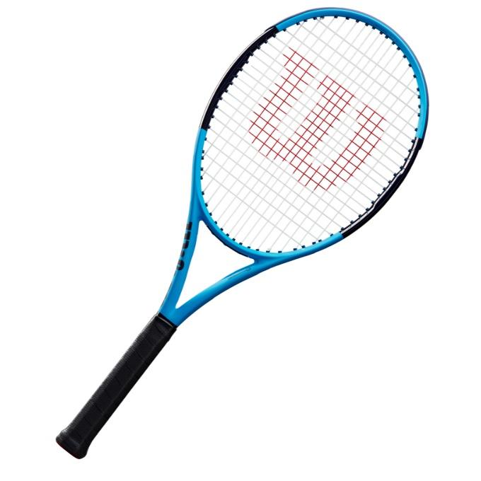 【沖縄県内(離島含)3,240円以上購入で送料無料】ウイルソン Wilson 硬式テニスラケット 未張り上げ メンズ レディース ULTRA100CVリバース WRT74042
