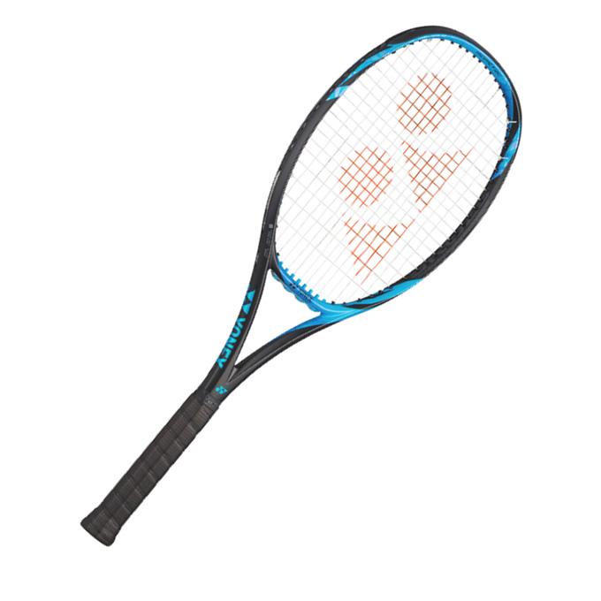 【沖縄県内(離島含)3,240円以上購入で送料無料】ヨネックス YONEX 硬式テニスラケット 未張り上げ メンズ レディース Eゾーン98 EZONE 98 17EZ98-576