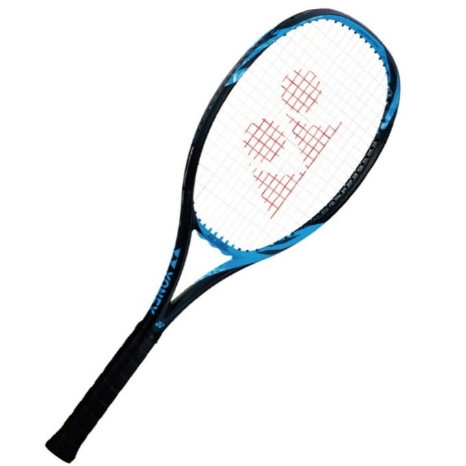 【沖縄県内(離島含)3,240円以上購入で送料無料】ヨネックス 硬式テニスラケット 未張り上げ Eゾーン100 17EZ100-576 YONEX