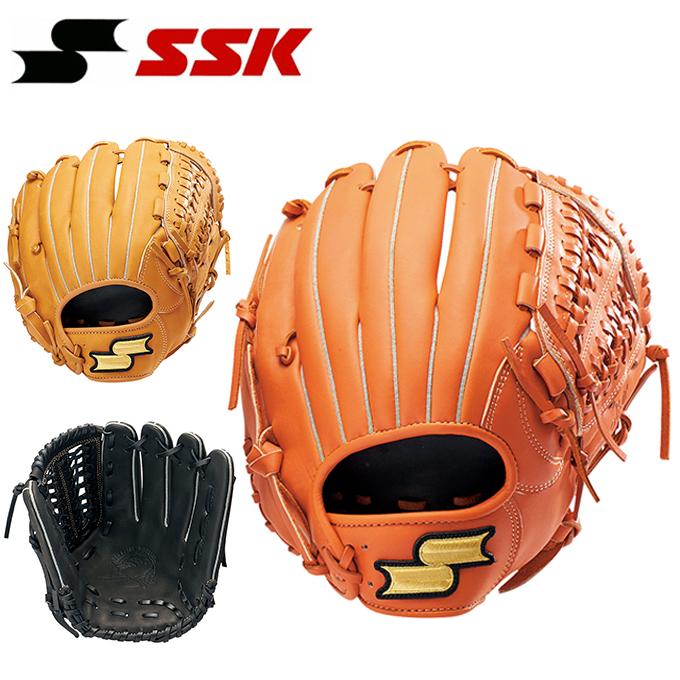 エスエスケイ SSK 野球 一般軟式グラブ オールラウンド用 メンズ レディース スーパーソフト SSG860