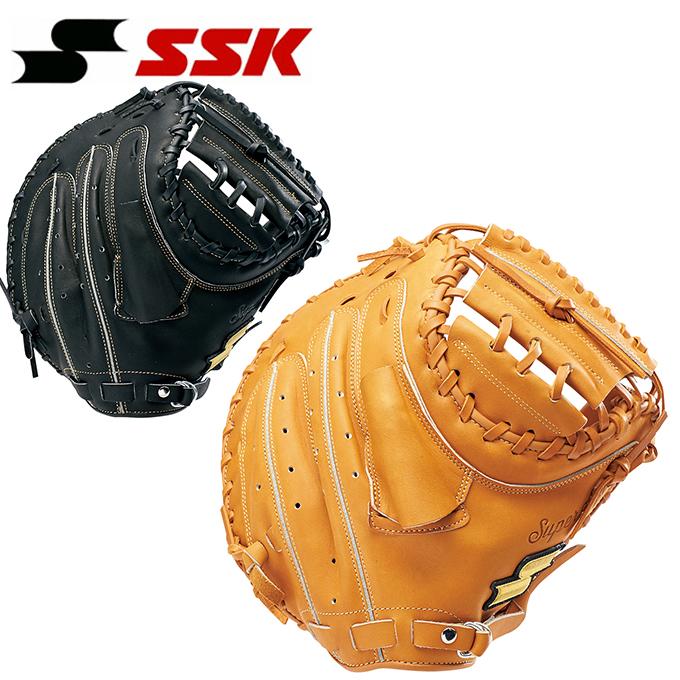 エスエスケイ SSK 野球 一般軟式グラブ 捕手用 メンズ レディース スーパーソフト 軟式捕手用 SSM821