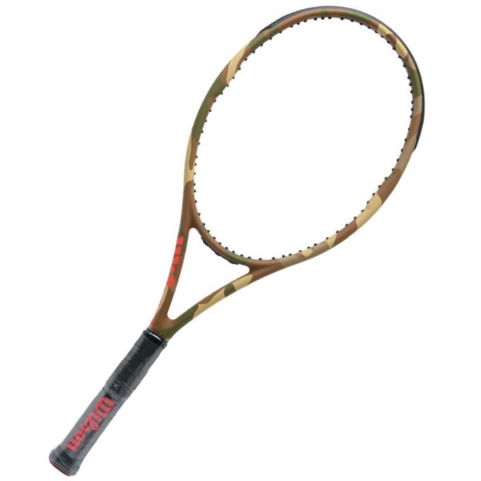 【沖縄県内スピード配達】 【沖縄県内3,300円以上送料無料】ウイルソン Wilson 硬式テニスラケット メンズ レディース BURN 95CV CAMO WRT741420