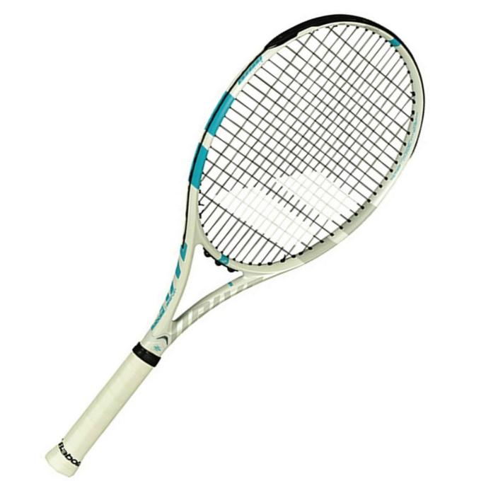 【沖縄県内(離島含)3,300円以上送料無料】バボラ Babolat 硬式テニスラケット メンズ レディース DRIVE G LITE ドライブG ライト BF101323-WH