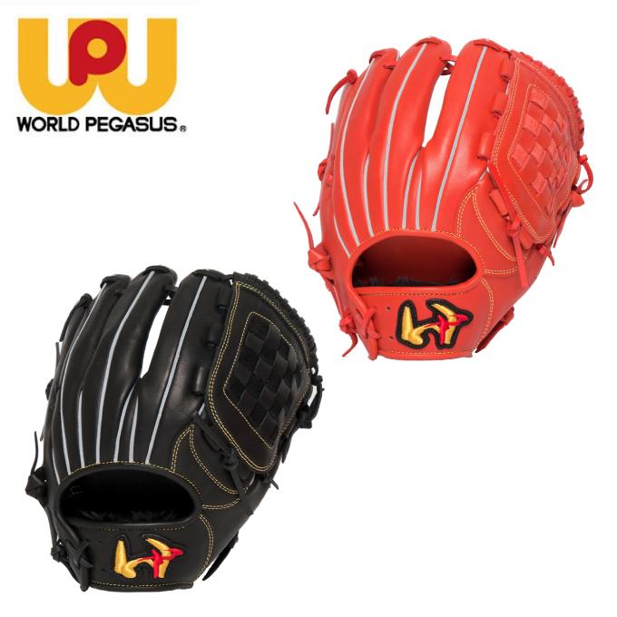 ワールドペガサス WORLD PEGASUS 野球 一般軟式グラブ オールラウンド メンズ 軟式 グランドデビル オールラウンド用 SIZE10 WGNGD1