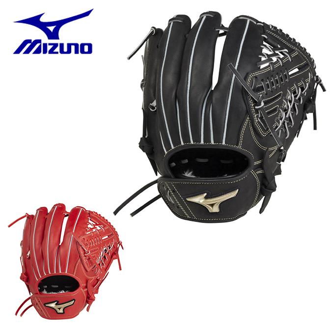ミズノ 野球 一般軟式グラブ 投手 メンズ 軟式用 グローバルエリート UMiX U2 投手 外野 サイズ11 1AJGR22510 MIZUNO