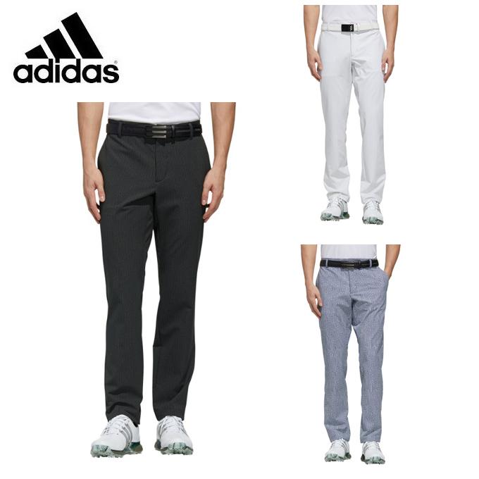 【沖縄県内(離島含)3,300円以上送料無料】アディダス ゴルフウェア ロングパンツ メンズ EX STRETCH ジオメトリックパターン パンツ GLD60 adidas
