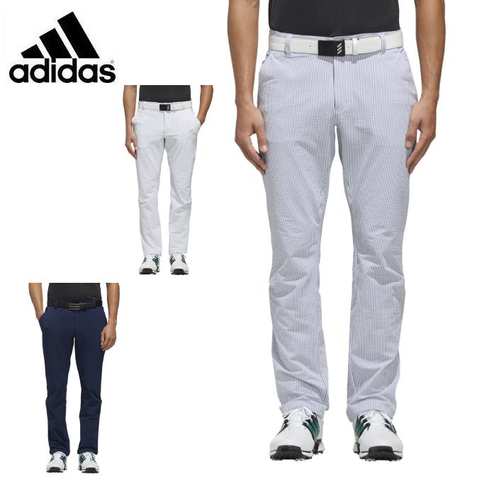 【沖縄県内(離島含)3,300円以上送料無料】アディダス ゴルフウェア ロングパンツ メンズ EX STRETCH サッカーパンツ GLD61 adidas