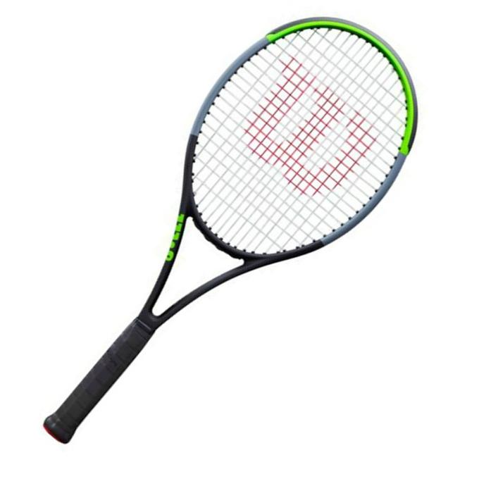 【沖縄県内(離島含)3,300円以上送料無料】ウイルソン Wilson 硬式テニスラケット BLADE 100 V7.0 WR045511S