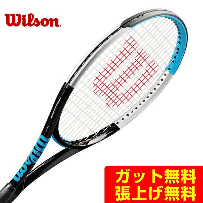 【沖縄県内(離島含)3,300円以上送料無料】ウイルソン Wilson 硬式テニスラケット ULTRA 100L V3.0 ウルトラ WR036511U