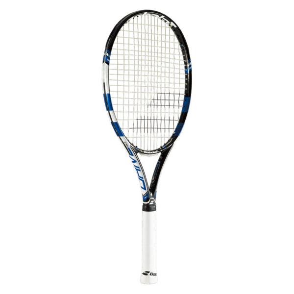 【沖縄県内(離島含)3,240円以上購入で送料無料】バボラ(Babolat) ピュア ドライブ 110 (WH/BL) BF101236 硬式テニス ラケット(フレーム)
