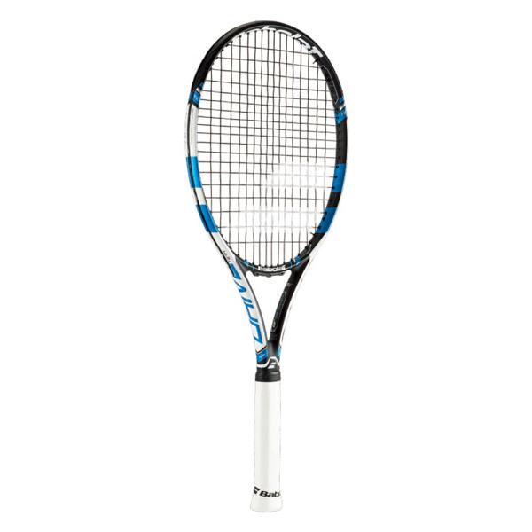 バボラ(Babolat) ピュア ドライブ チーム (WH/BL) BF101238 硬式テニス ラケット(フレーム)