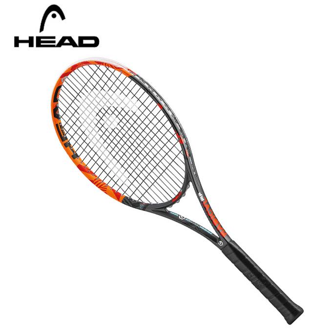 【12/1(日)限定 エントリーでP10倍!】【7%OFFクーポン対象】ヘッド(HEAD) グラフィンXT ラジカルMP (RADICAL MP) 230216 2016年モデル 硬式テニスラケット