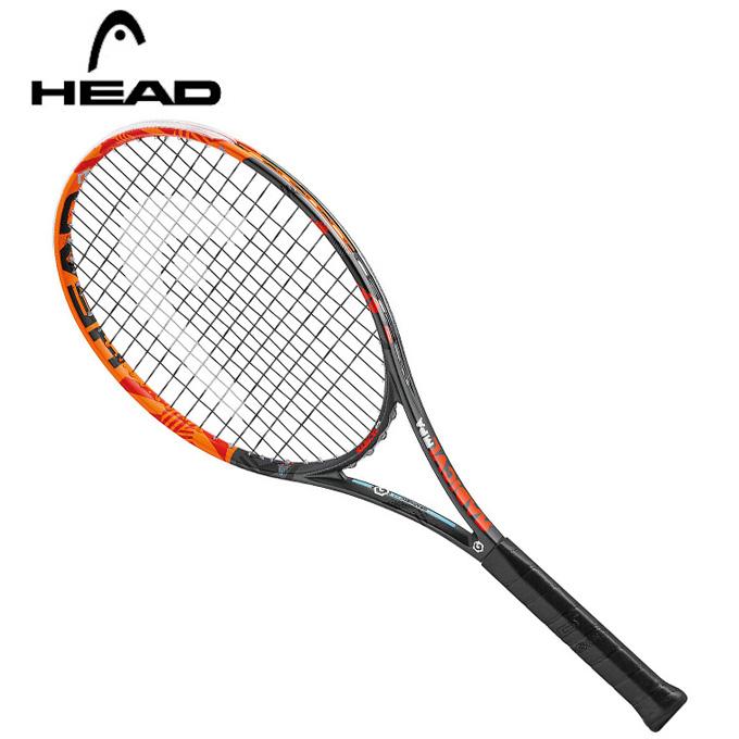 【12/1(日)限定 エントリーでP10倍!】ヘッド(HEAD) グラフィンXT ラジカルMPA (RADICAL MPA) 230226 2016年モデル 硬式テニスラケット
