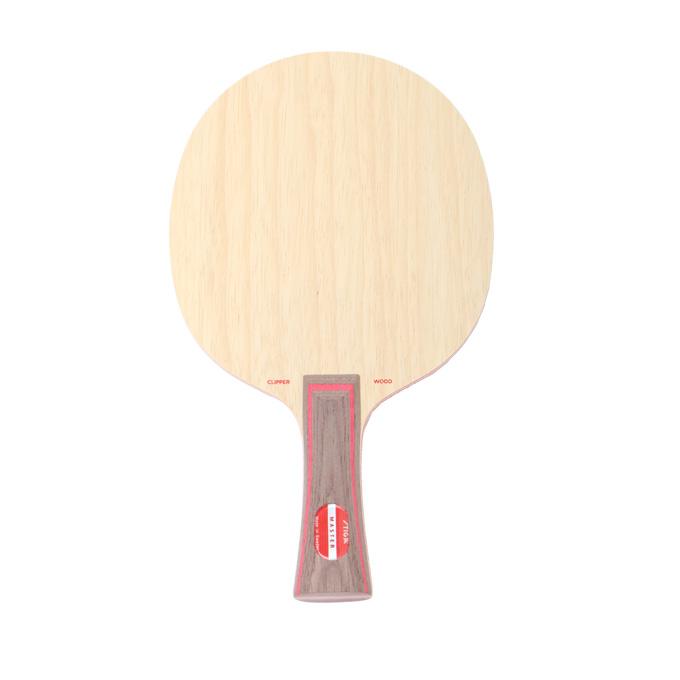 スティガ(Stiga) クリッパーウッド 攻撃用中国式 フレア (CLIPPER WOOD) 1020-35 卓球ラケット 平野実宇使用モデル
