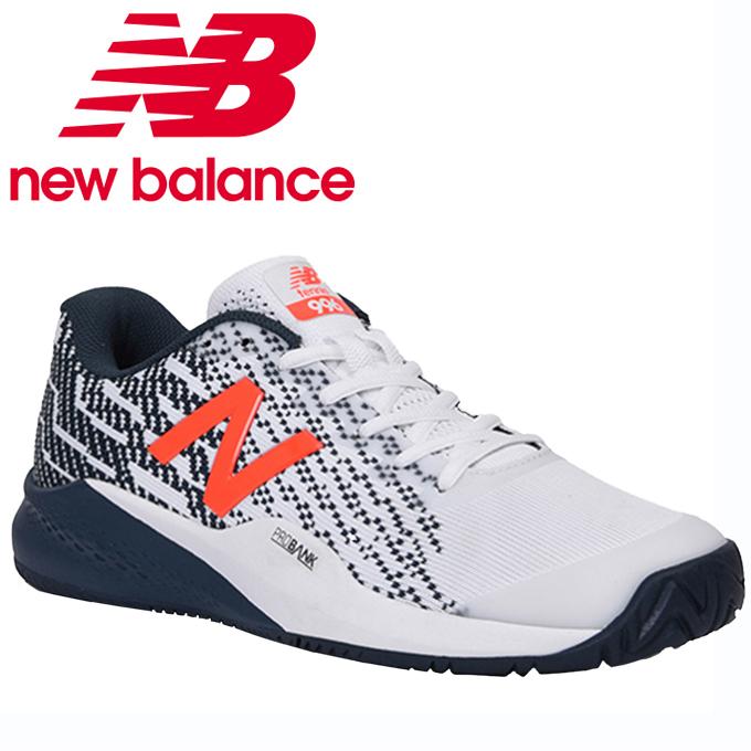 ニューバランス(new balance) MCH996 U3 2E AC MCH996U3 2E テニスシューズ メンズ オールコート