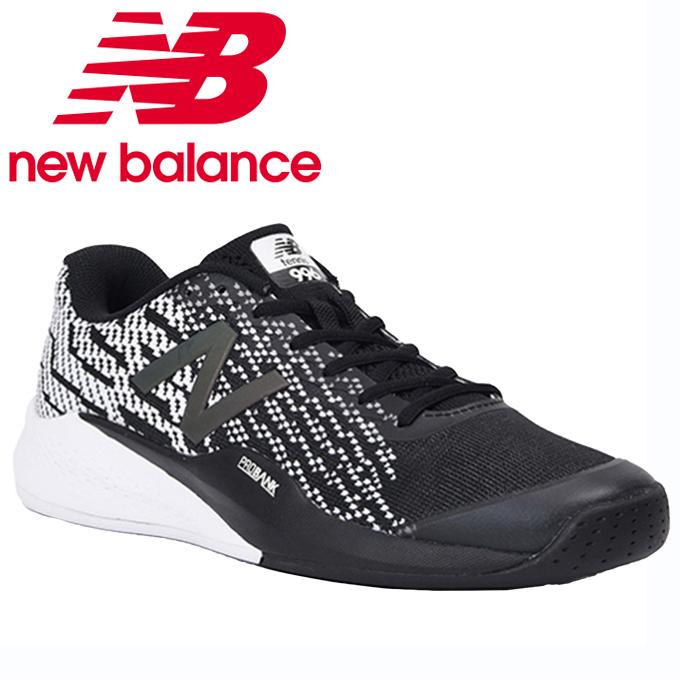 ニューバランス(new balance) MCO996 K3 2E OC MCO996K3 2E テニスシューズ メンズ オムニ クレー