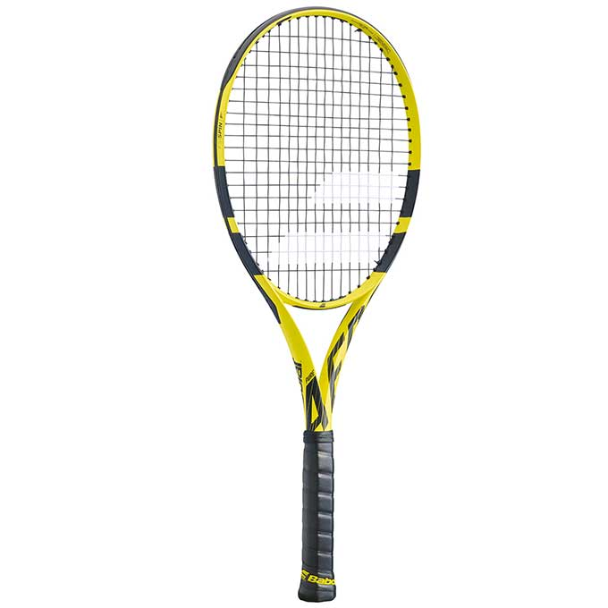 【メーカー再生品】 バボラ(Babolat) ピュアアエロ 2019(PURE AERO) AERO) BF101353 2019(PURE ラファエル・ナダル使用モデル 硬式テニスラケット, トウガネシ:2125c827 --- denshichi.xyz