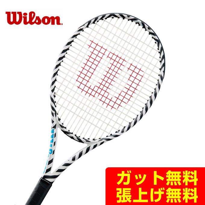 ウイルソン Wilson 硬式テニスラケット メンズ レディース 限定ウルトラ100Lボールド WR001311S2 rkt