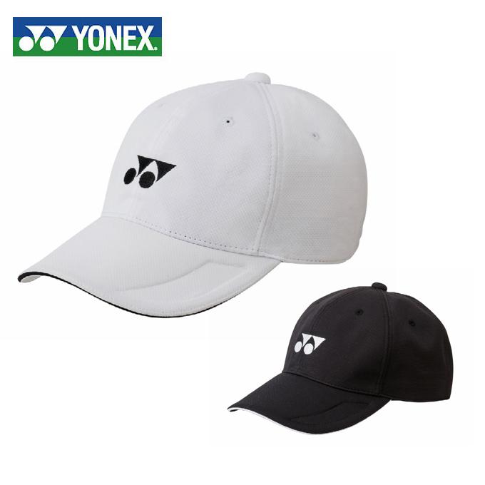 【定番のシンプルキャップ】 ヨネックス(YONEX) ユニセックス キャップ 40061 テニス 帽子 UVカット 吸汗速乾
