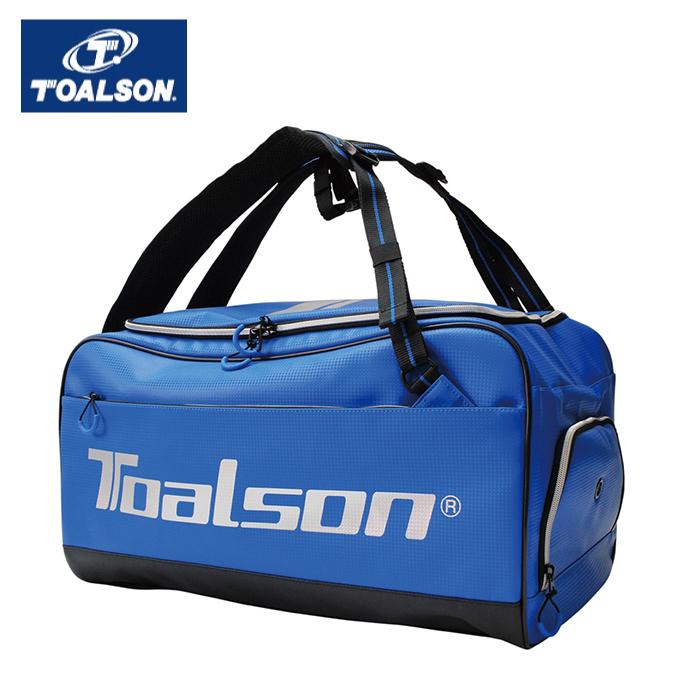 トアルソン(Toalson) 2ウェイスポーツバッグ (2WAY SPORTS BAG) 1FT1902B テニス バックパック ボストンバッグ