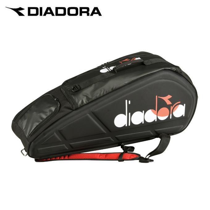 ディアドラ DIADORA テニス バドミントン ラケットバッグ メンズ レディース チームラケットバッグ6 DTB9681 rkt