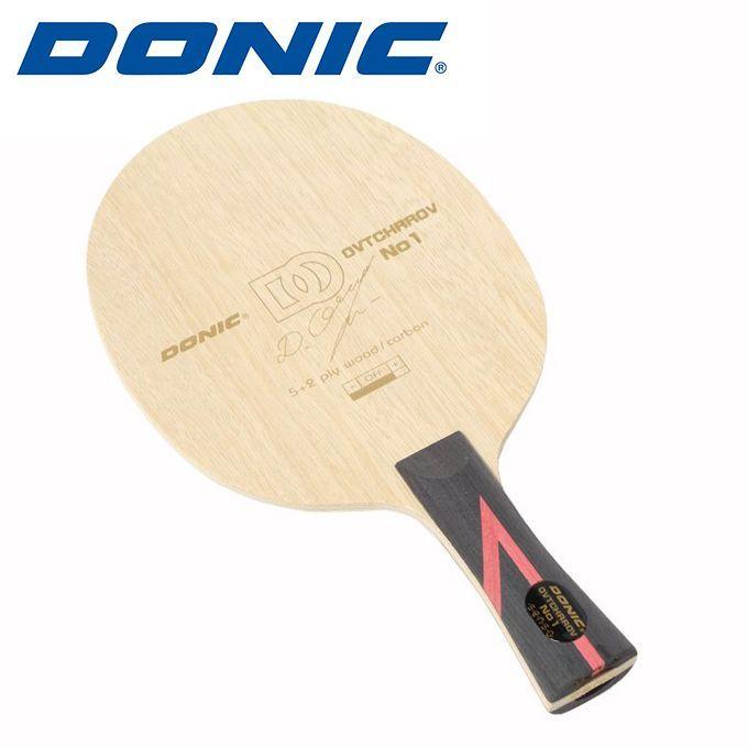 【期間限定 8%OFFクーポン対象】ドニック(DONIC) オフチャロフNo1センゾー 攻撃用シェークタイプ フレア (OVCHAROV No1 SENSO FL) BL169 オフチャロフ使用モデル 卓球ラケット