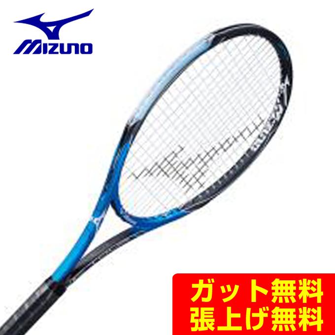 【5/5限定 500円OFFクーポン発行中】ミズノ(Mizuno) Cツアー310 (C-TOUR 310) 63JTH71020 ブルー 2018年モデル 硬式テニスラケット