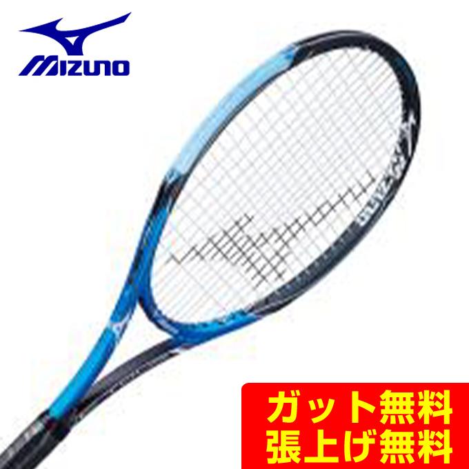 【5/5限定 500円OFFクーポン発行中】ミズノ(Mizuno) Cツアー290 (C-TOUR 290) 63JTH71220 ブルー 2018年モデル 硬式テニスラケット