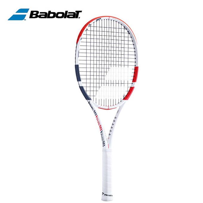 【期間限定 500円OFFクーポン発行中】バボラ(Babolat) ピュアストライク98 16X19 (PURE STRIKE 16/19) BF101406 2019年モデル 硬式テニス ラケット