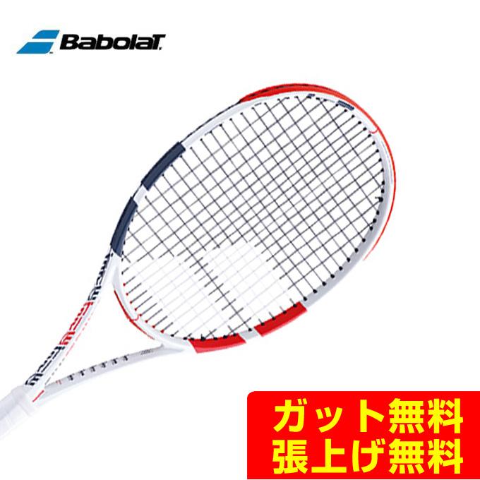 【期間限定 500円OFFクーポン発行中】バボラ(Babolat) ピュアストライク100 ( PURE STRIKE 100) BF101400 2019年モデル 硬式テニス ラケット