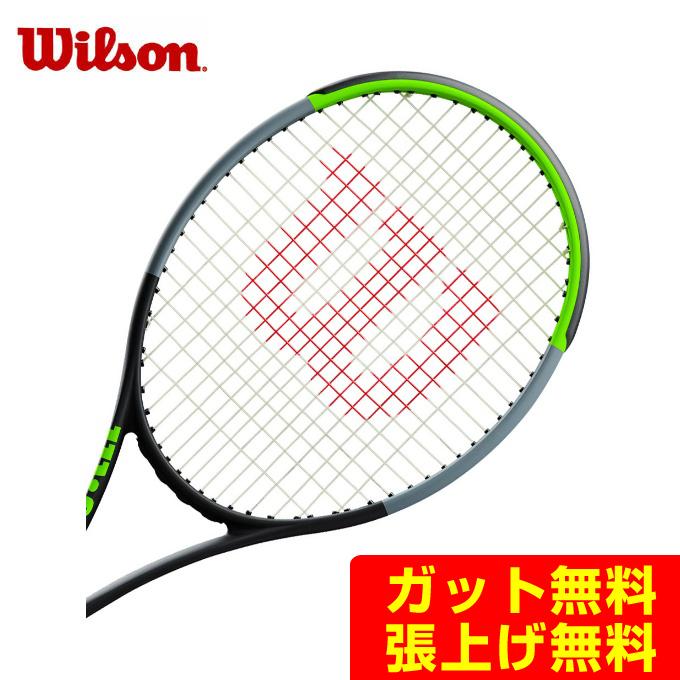 【期間限定 500円OFFクーポン発行中】ウィルソン(Wilson) ブレード100L (BLADE 100L) WR014011S 2019年モデル 硬式テニスラケット
