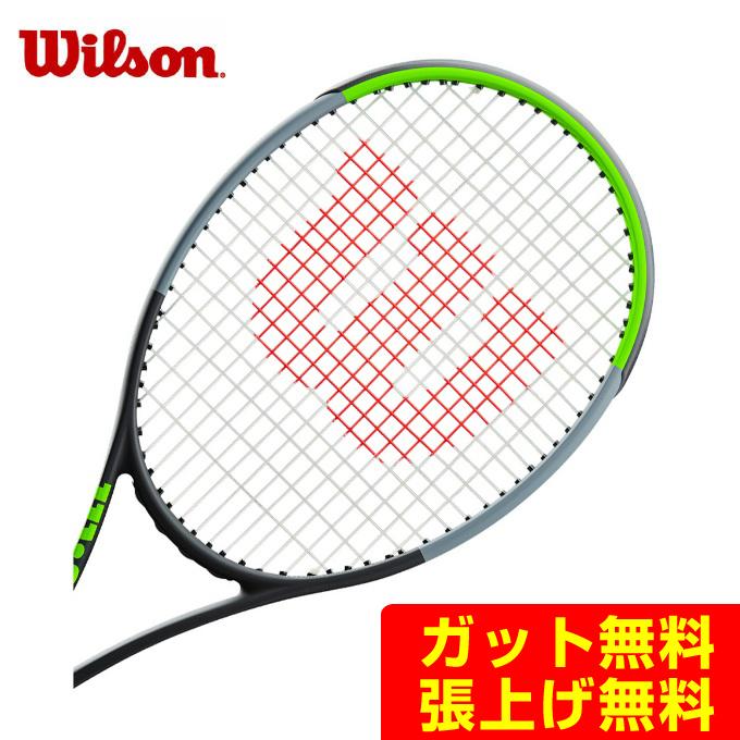 【期間限定 500円OFFクーポン発行中】ウィルソン(Wilson) ブレード98 18X20 (BLADE 98 18X20) WR013711S 2019年モデル 硬式テニスラケット