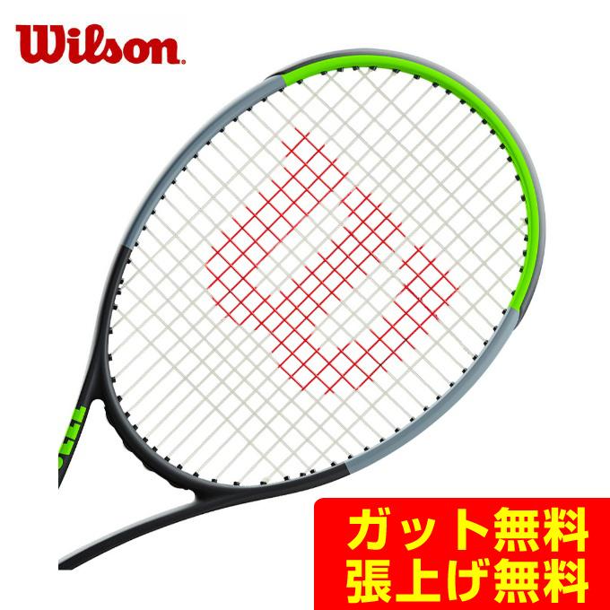 【12/1(日)限定 エントリーでP10倍!】【7%OFFクーポン対象】ウィルソン(Wilson) ブレード98 16X19 (BLADE 98 16X19) WR013611S 2019年モデル 硬式テニスラケット