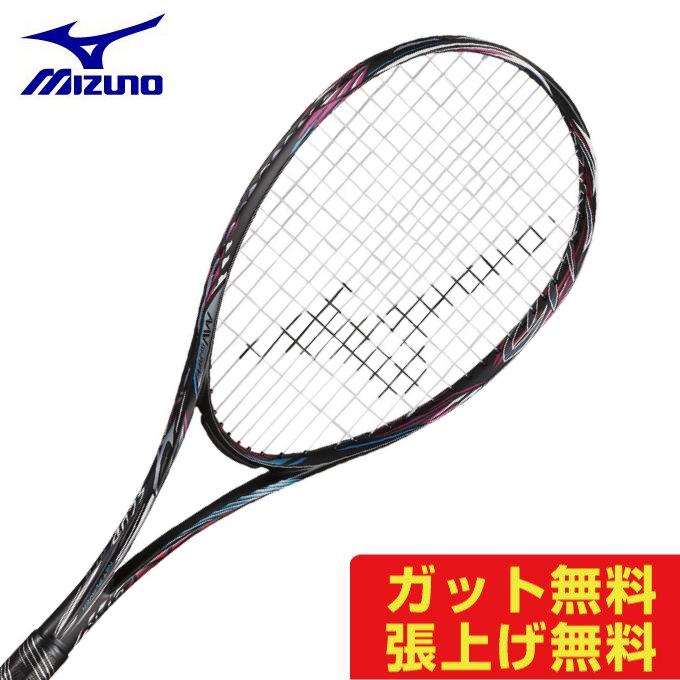 【12/1(日)限定 エントリーでP10倍!】ミズノ ソフトテニスラケット 前衛向け SCUD 01-R スカッド01アール 63JTN05364 MIZUNO rkt