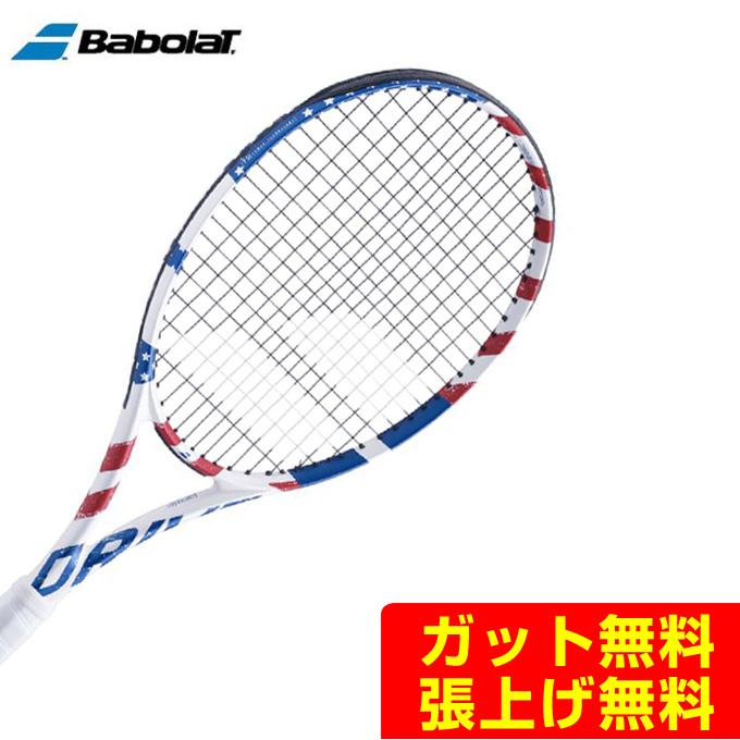 バボラ(Babolat) ピュアドライブ アメリカ 限定 (PURE DRIVE USA) BF101416 2020年モデル 硬式テニス ラケット