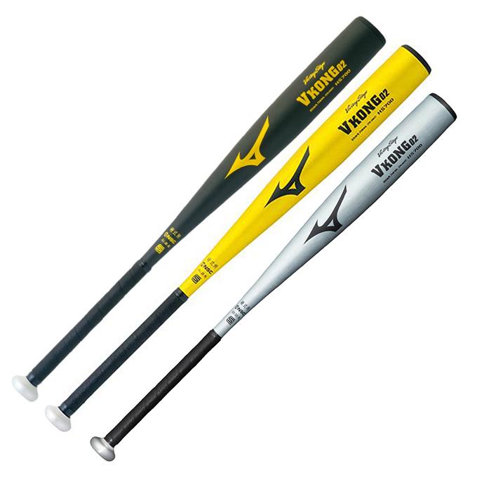 ミズノ 野球 硬式バッド 硬式用バッド 硬式用 ビクトリーステージ Vコング02 金属製 2TH20431 MIZUNO