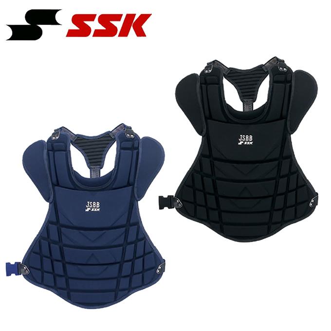 エスエスケイ SSK キャッチャー防具 プロテクター 軟式用 軟式用プロテクター X型 CNP550