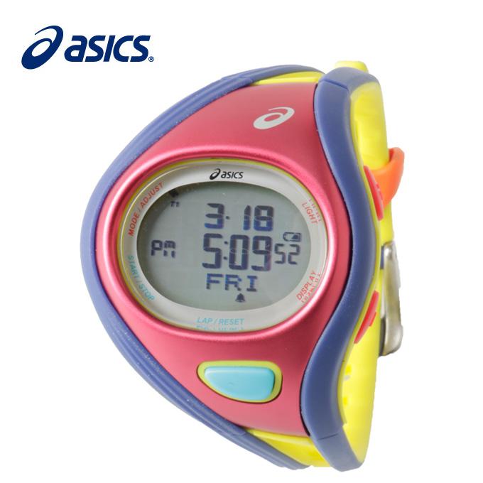 アシックス ランニングアクセサリー 腕時計 AR03 レギュラー500ラップ05 CQAR03 asics