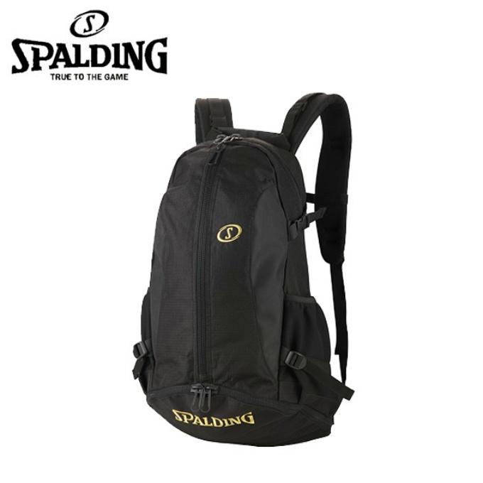 スポルディング バスケットボール バッグ 激安通販ショッピング リュックサック SPALDING 40-007GD ゴールド トラスト ケイジャー