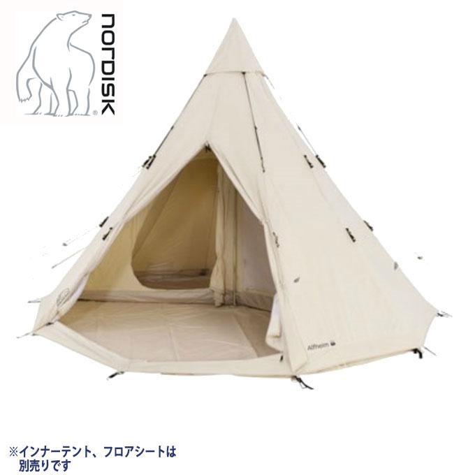 ノルディスク NORDISK テント 大型テント AlfheiM19.6Basic 142014
