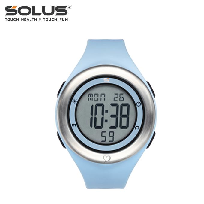 ソーラス ランニングウォッチ レジャー910 Leisure 910 01-910-002 SOLUS