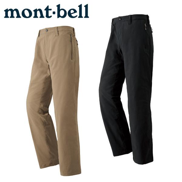【クーポン利用で1,000円引 7/29 0:00~8/1 23:59】 モンベル アウトドア ロングパンツ メンズ ライトトレッキングパンツ Men's 1105459 mont bell mont-bell