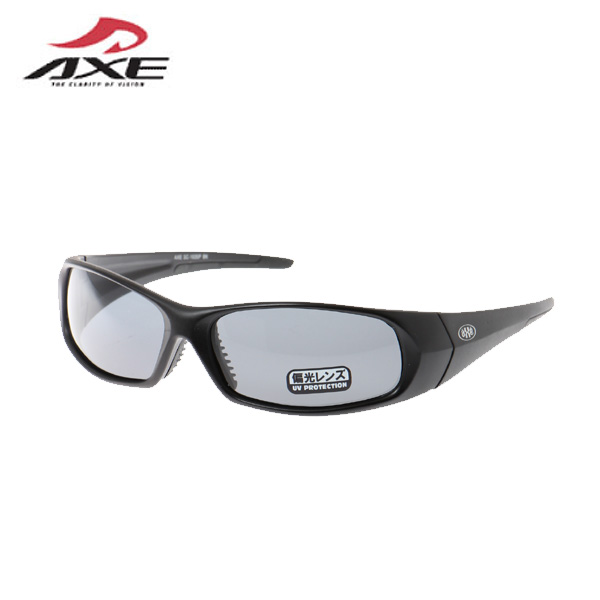 偏光サングラス メンズ レディース スポーツサングラス SC-1035P  アックス AXE